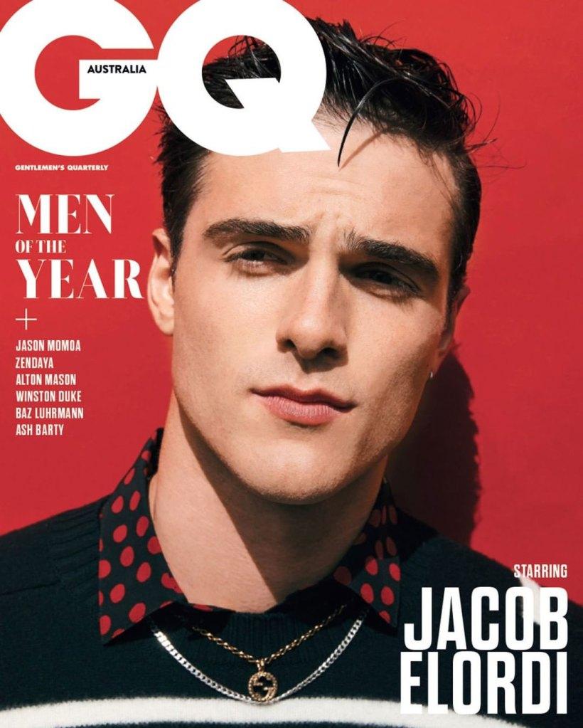 Jacob Elordi GQ Australia
