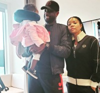 Gabrielle Union and Dwyane Wade's Hawaiian Holiday Vacation With Kids
