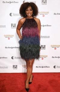 Gotham Film Awards Red Carpet - Frances Turner