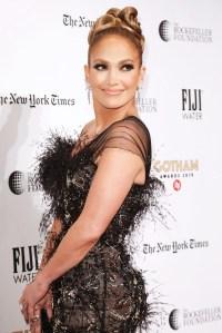 Gotham Film Awards Red Carpet - Jennifer Lopez