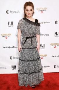 Gotham Film Awards Red Carpet - Kaitlyn Dever