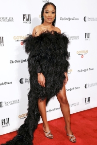Gotham Film Awards Red Carpet - Keke Palmer