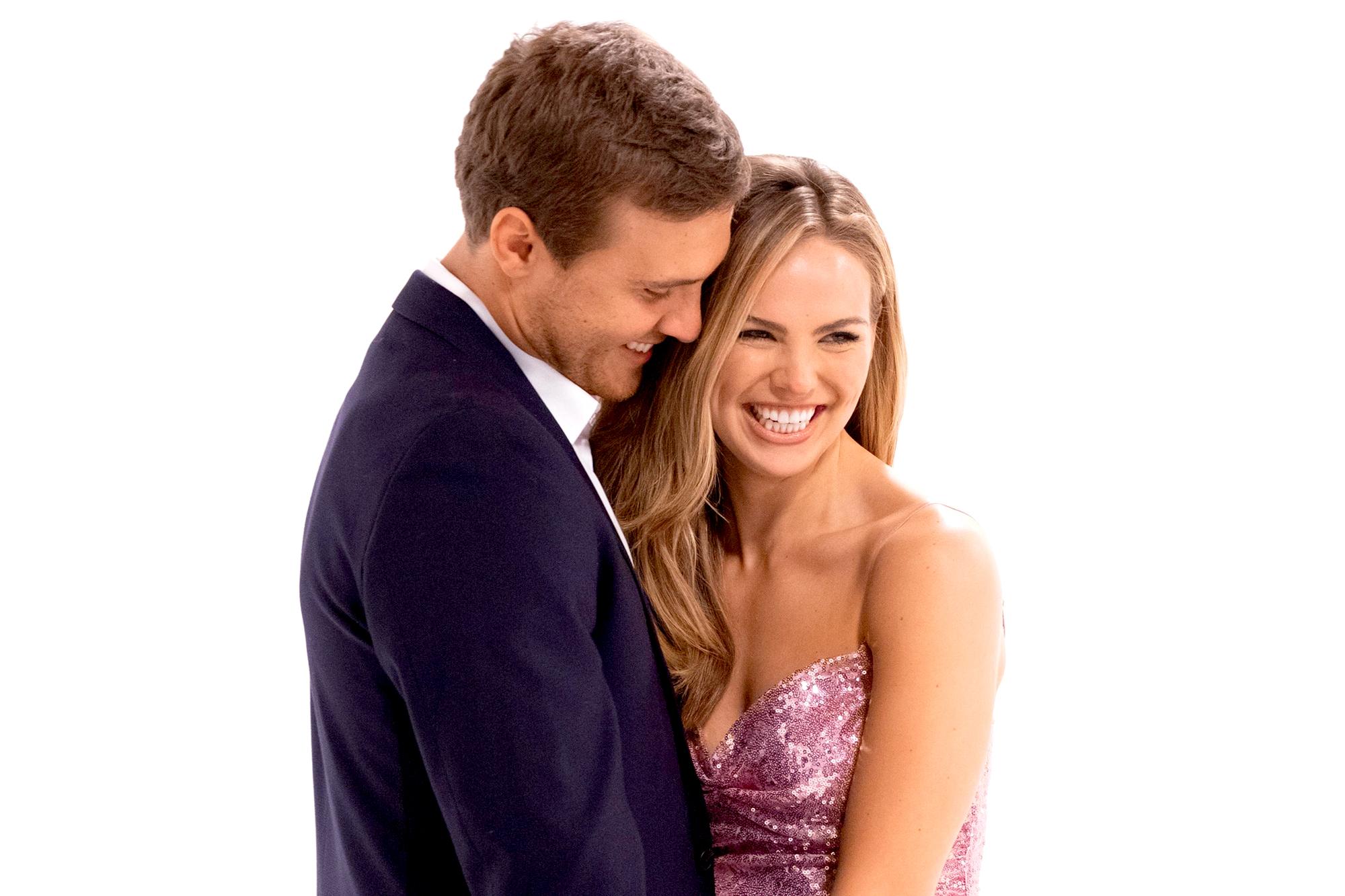 Hannah-Brown-and-Peter-Weber-Bachelor-reunion