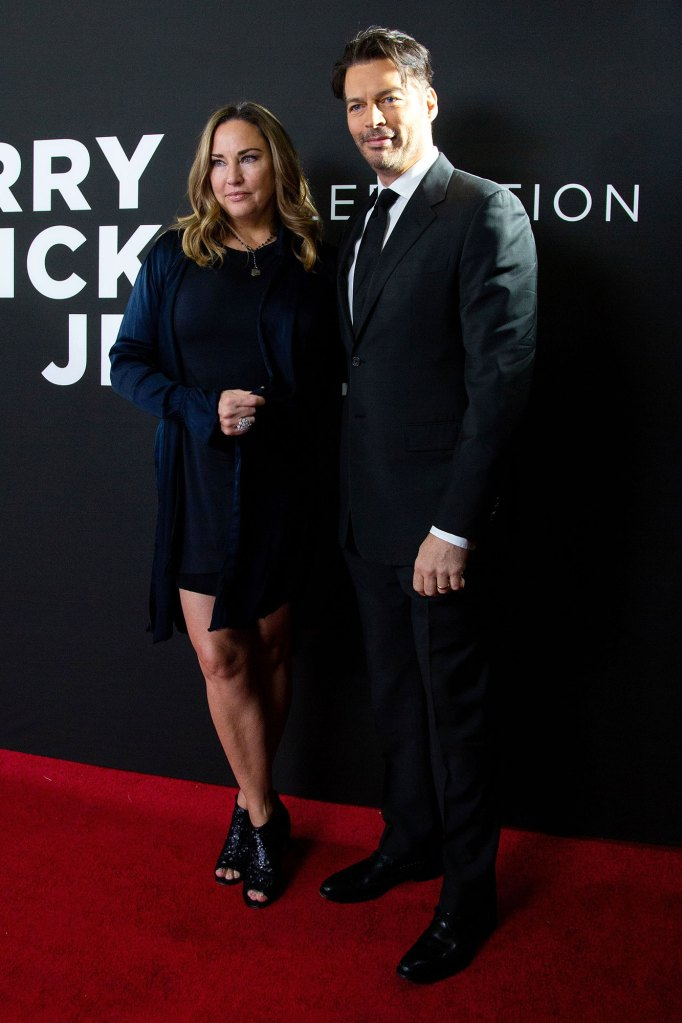 Harry Connick Jr.'s Secret to Jill Goodacre Marriage