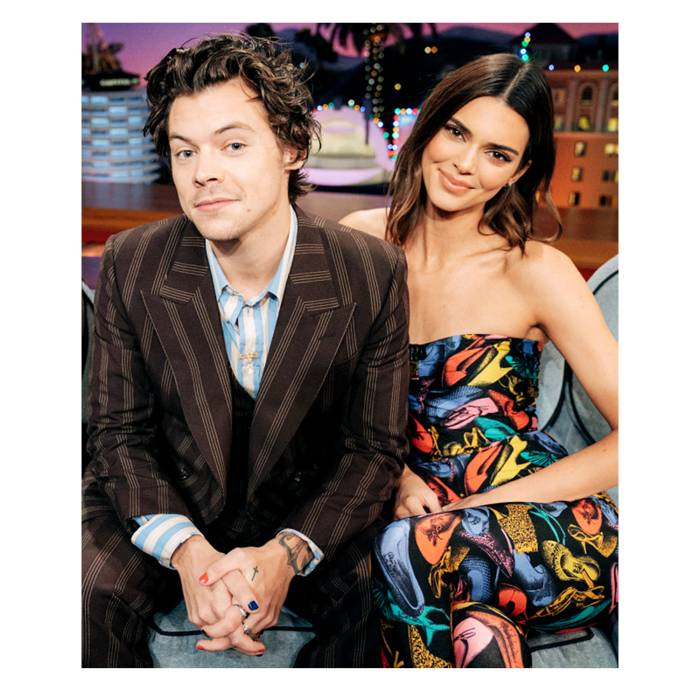 Harry Styles Kendall Jenner Have Easy Super Chill Friendship