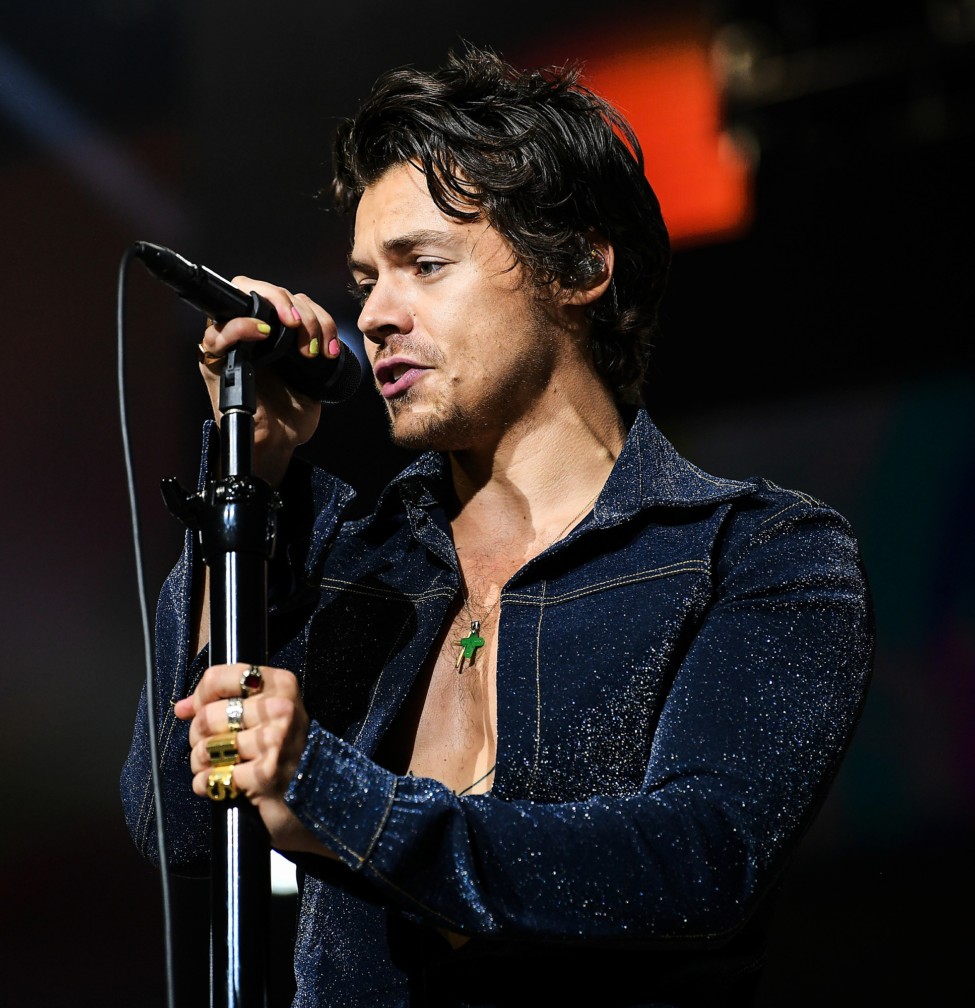 Harry Styles What Makes You Beautiful Jingle Ball