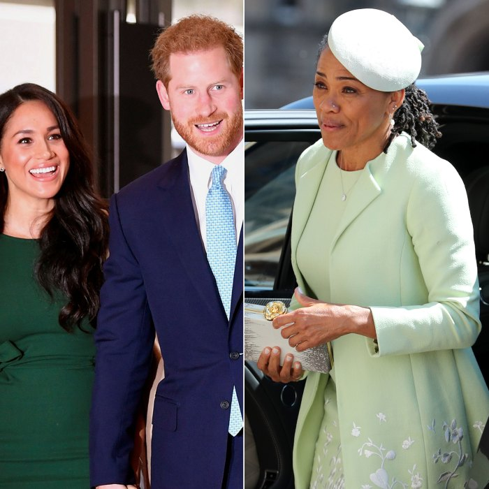 Harry and Meghan's Christmas Card Is Coming Soon — And May Feature Doria!