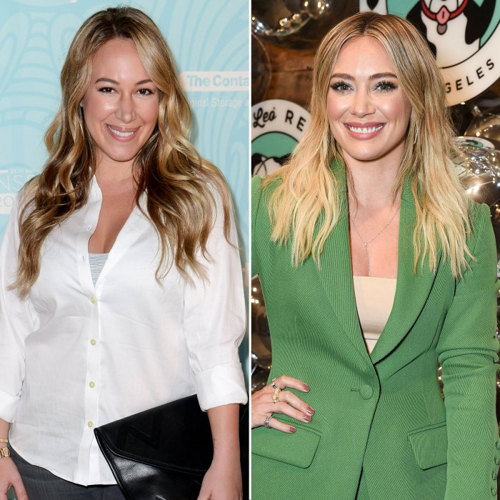 Haylie Duff Reveals Her Kids Will Be Involved in Sister Hilary's Wedding