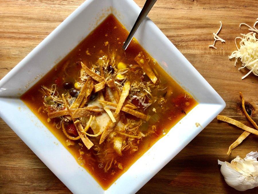 Homemade-Chicken-Tortilla-Soup