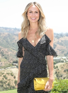 How Pregnant Stacy Keibler Plans to Be There for Her Children 'Equally' When Baby No. 3 Arrives