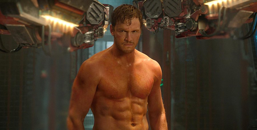How the Men of Marvel Universe Stay in Superhero Shape