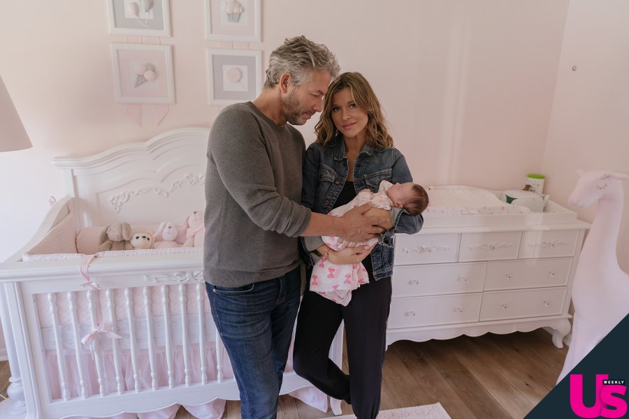 Inside Joanna Kupra's 'Peaceful' Pink Nursery for 1-Month-Old Daughter, Asha-Leigh
