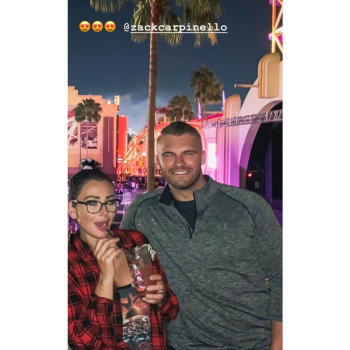 JWoww Confirms Reconciliation With Zack Carpinello After Angelina Pivarnick Drama