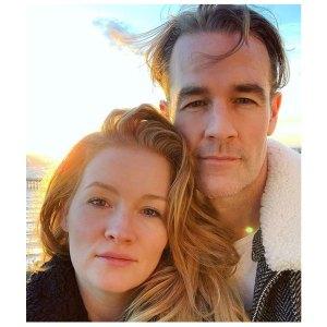 James Van Der Beek Wife Kimberly Are Still in Repair Miscarriage