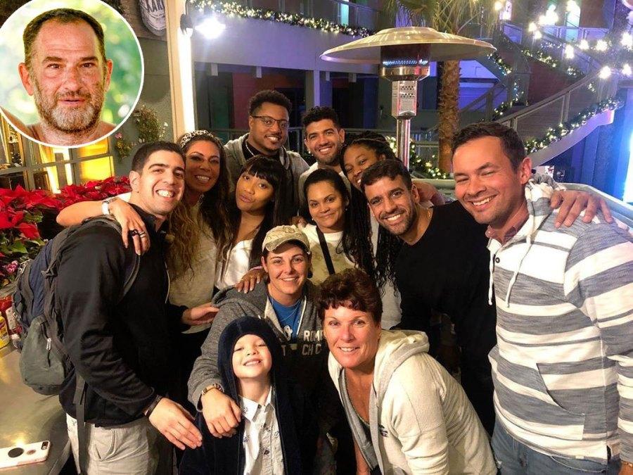 Janet Carbin Instagram Survivor Reunion With Dan