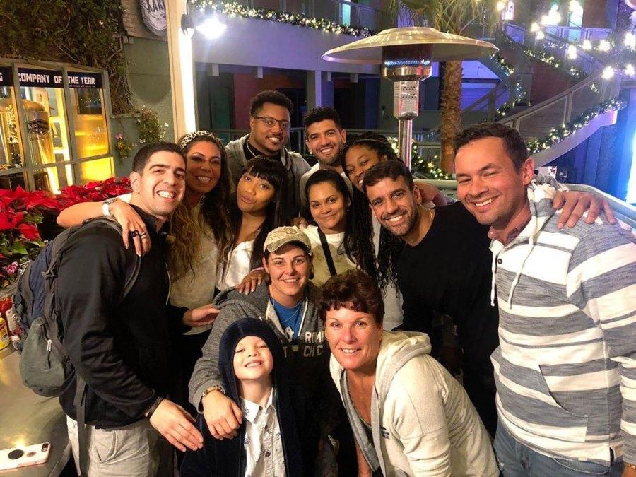 Janet Carbin Instagram Survivor Reunion