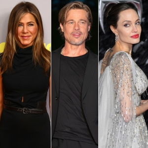 Jen Aniston and Brad Pitt Have 'Agreed to Bury the Past' Over Angelina Drama