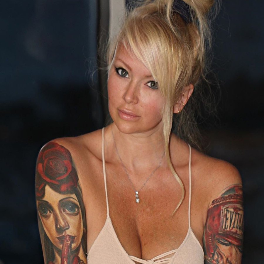 Jenna Jameson Reveals She's Gained 20 Lbs After Quitting Keto Diet