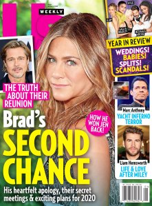 Jennifer Aniston Brad Pitt Connection Flirtatious at Times