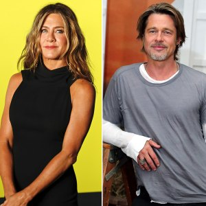 Jennifer Anisto Brad Pitt Have Real Bond After Years of Not Speaking