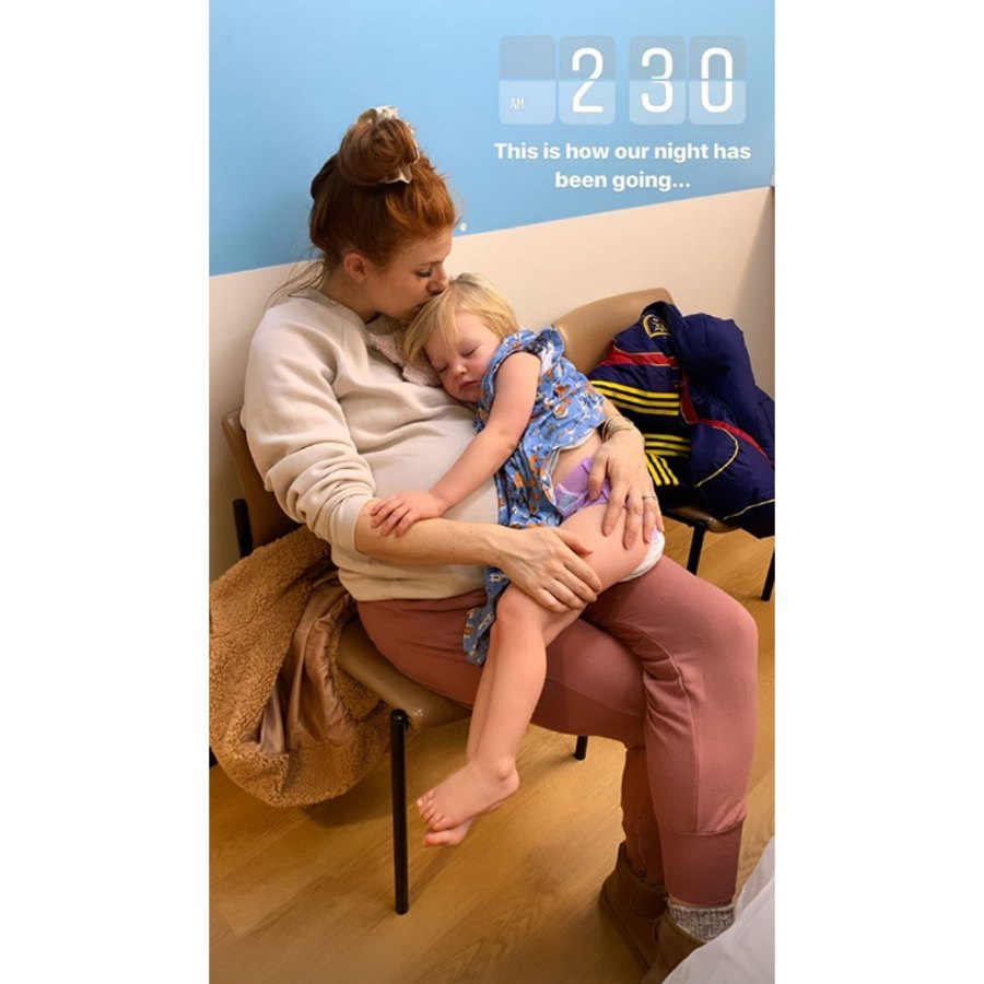 Jeremy Roloff and Pregnant Audrey Roloff Spend Night in Hospital With Daughter Ember, 2, After Fever Spikes
