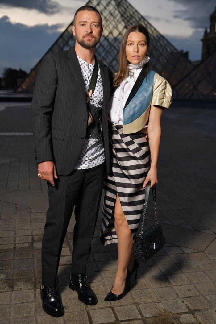 Jessica Biel Hasn't 'Fully Forgiven' Justin Timberlake After PDA Scandal