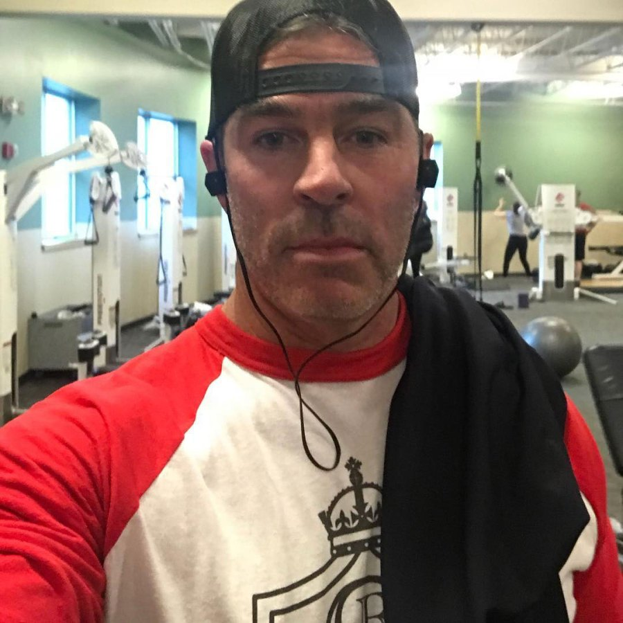 Jim Edmonds Gym Instagram