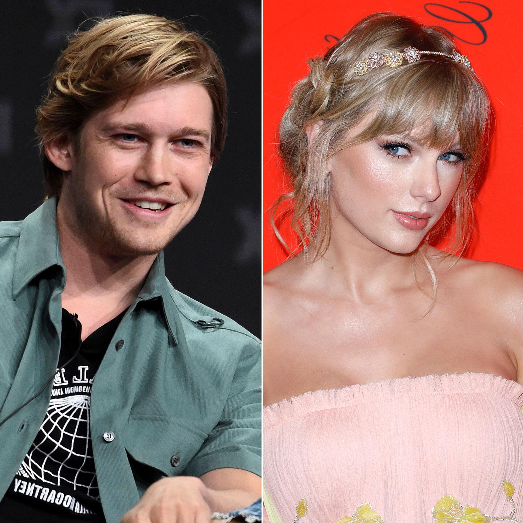 Joe Alwyn Has Been Taylor Swift's 'Rock' During a 'Tough Year'