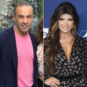 Joe Giudice Posts About 'Acceptance' After Splitting From Wife Teresa Giudice