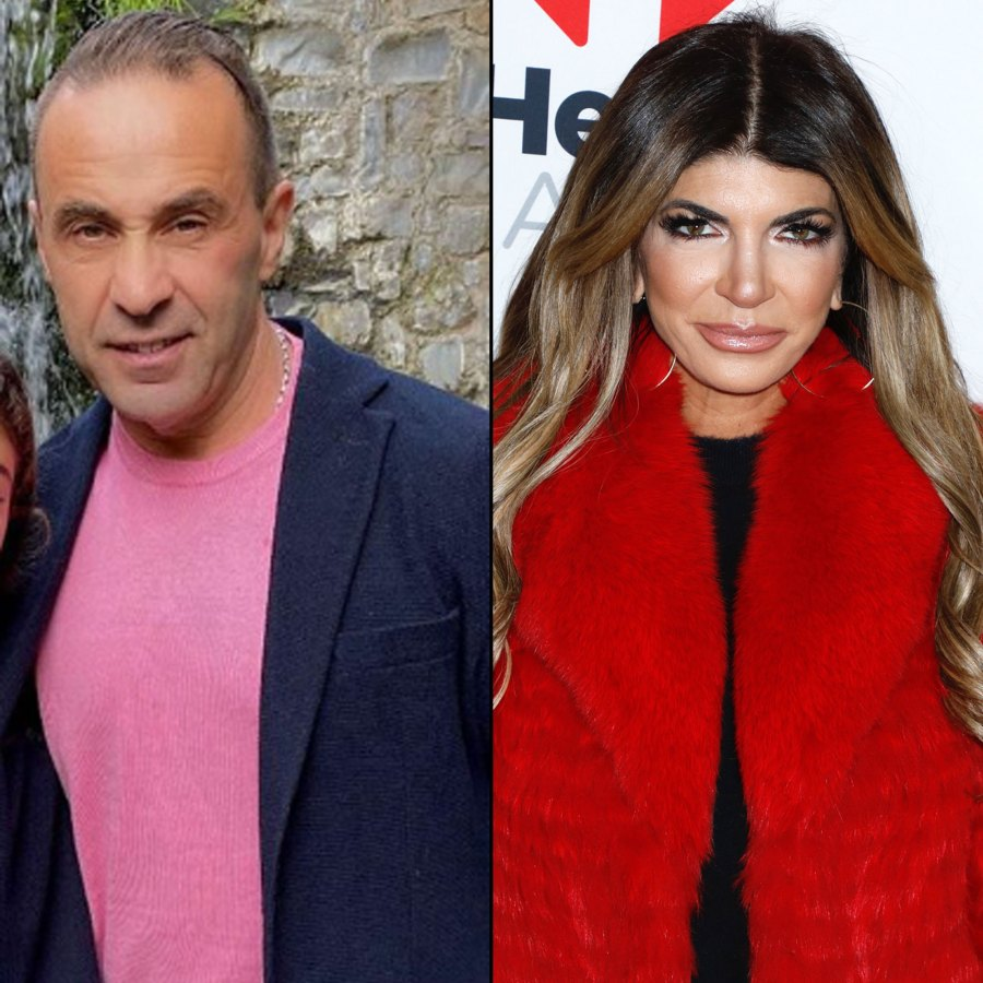 Joe Giudice Shares Quote About the 'Next Level of Your Life' After Teresa Giudice Split