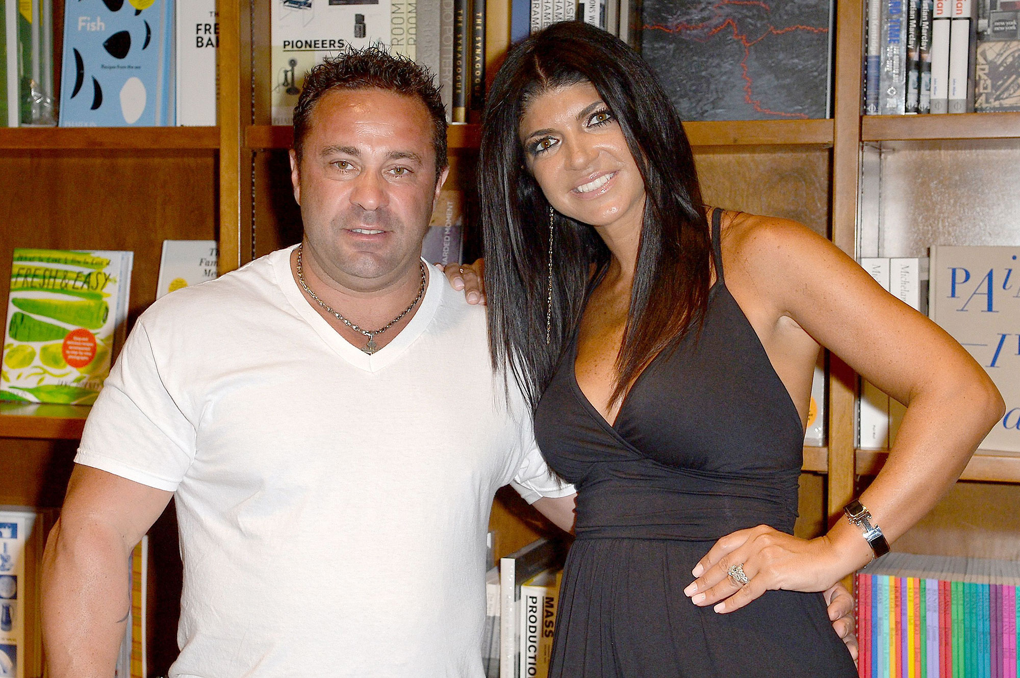 Joe Giudice and Teresa Giudice