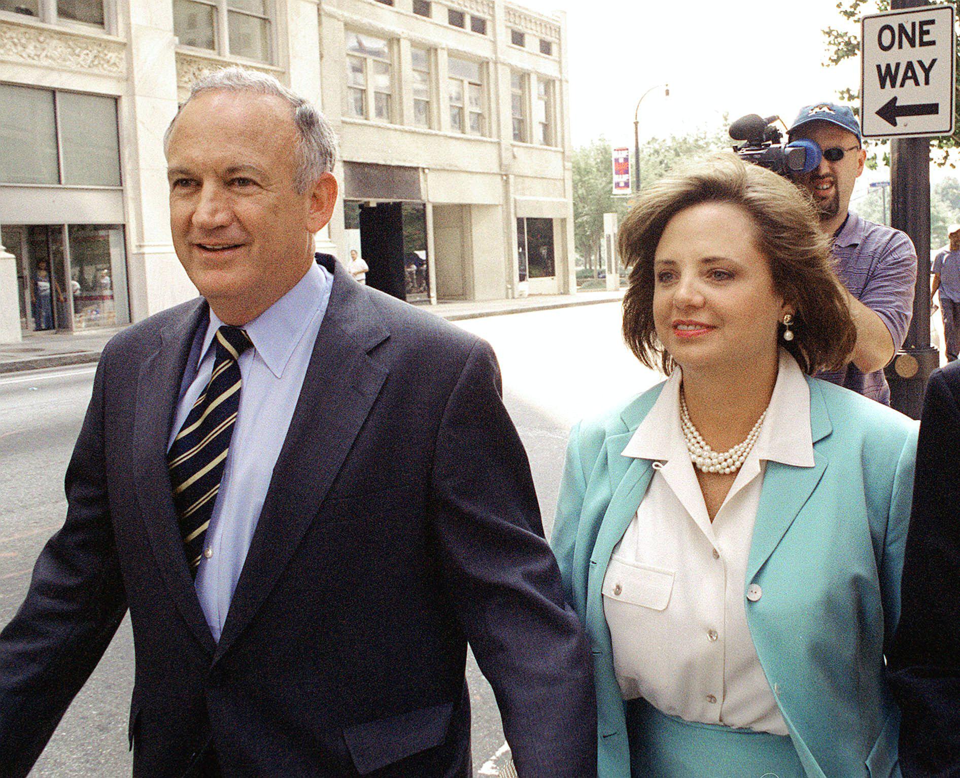 John and Patsy Ramsey JonBenet Ramsey