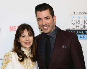Jonathan Scott Leaves Heartfelt Comment on Zooey Deschanel's Instagram