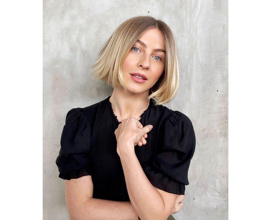 Julianne Hough Short Haircut