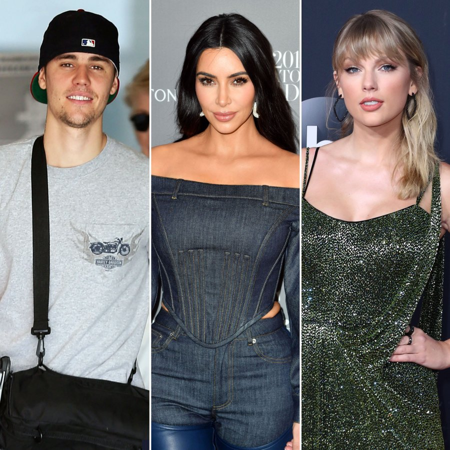 Justin Bieber, Kim Kardashian, Taylor Swift and More Celebs Who Welcomed New Pets in 2019