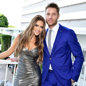 Justin Hartley Chrishell Stause Divorce Filing Was Big Surprise to Everyone