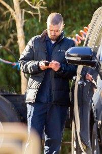 Justin Timberlake Returns to Work Filming 'Palmer' After Alisha Wainwright PDA Scandal