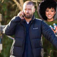 Justin Timberlake Returns to Work Filming 'Palmer' After Alisha Wainwright PDA Scandal