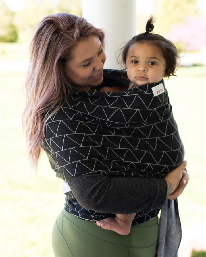 Kailyn Lowry Claps Back Against Criticism Over Son Lux Not Wearing Clothes