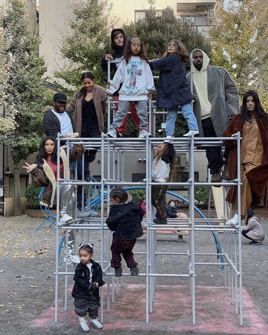 Kardashian Kids Playground in Tokyo