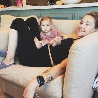 Kate Hudson Parenting Quotes Rani Major Milestone