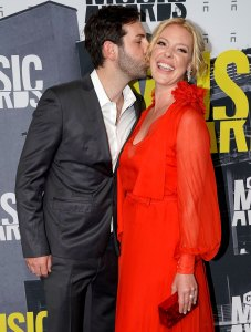Katherine Heigl Honors Husband Josh Kelley on 12th Wedding Anniversary