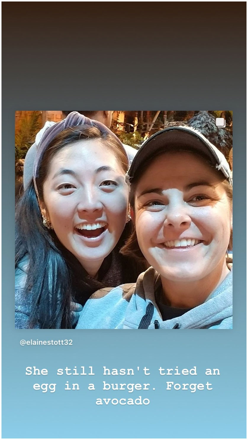 Kellee Kim Instagram Survivor Reunion