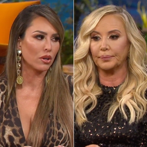 Kelly Dodd and Shannon Beador Get Heated Over Metal Bowl Incident in 'Real Housewives of Orange County' Reunion