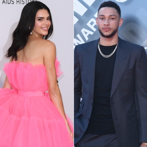 Kendall Jenner Was Spotted at Ex-Boyfriend Ben Simmons' Game