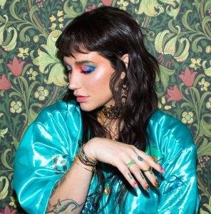 Kesha x HipDot Makeup Collection