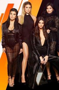 Khloe Clarifies Kendall Kylie KUWTK Contracts Amid Kourtney Drama