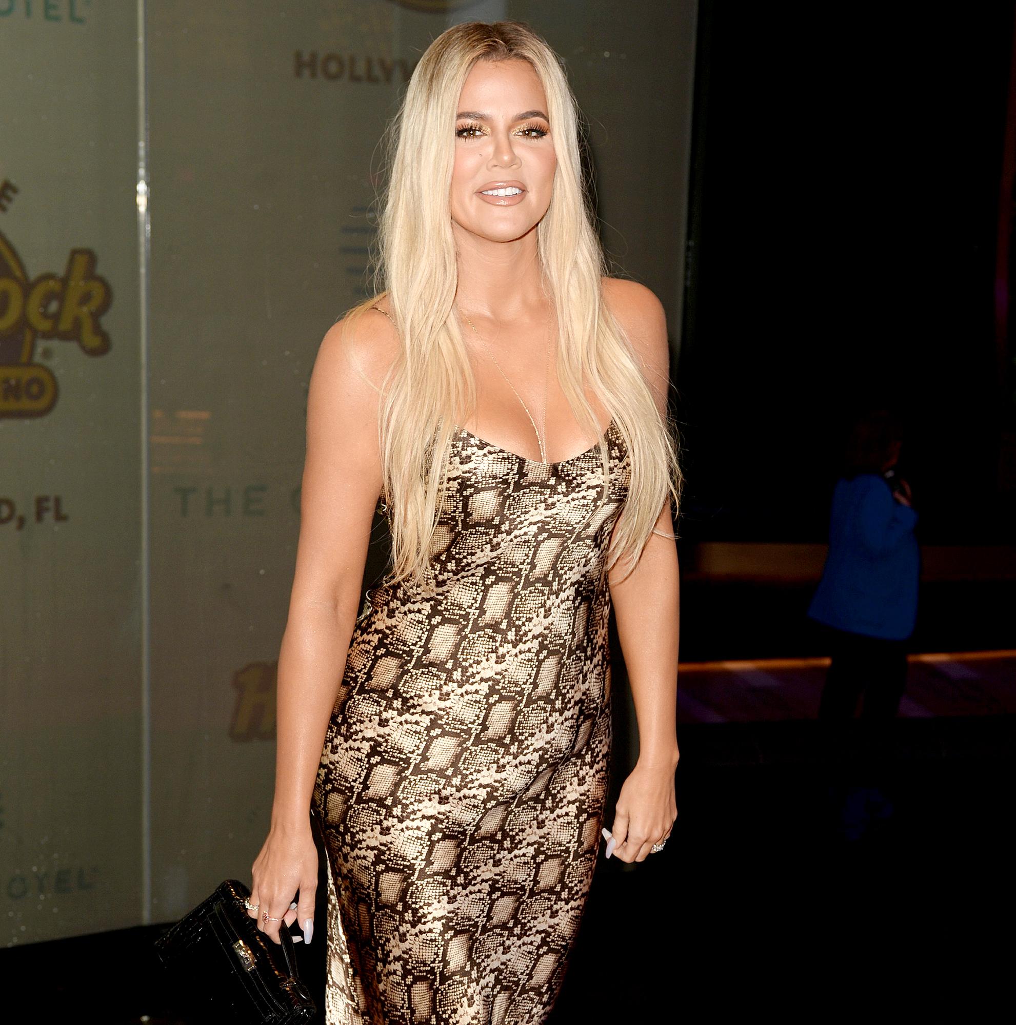 Khloe Kardashian Shows Off Custom Cookies And 1 Looks Just Like True