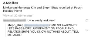 Kim Kardashian's Ex Assistant Stephanie Shepherd Claps Back at Trolls