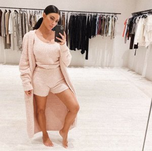 Fashion Nova Unveils 'Fuzzy Fits' Just 1 Day After Kim Kardashian Launches Skims Cozy Collection